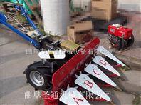 四轮拖拉机收割机割台 象草侧铺式收割机