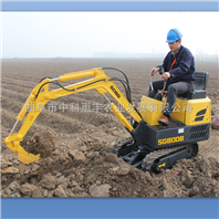 zk-08型履带式小型液压挖掘机厂家直销能在狭小场地作业的小型挖掘机