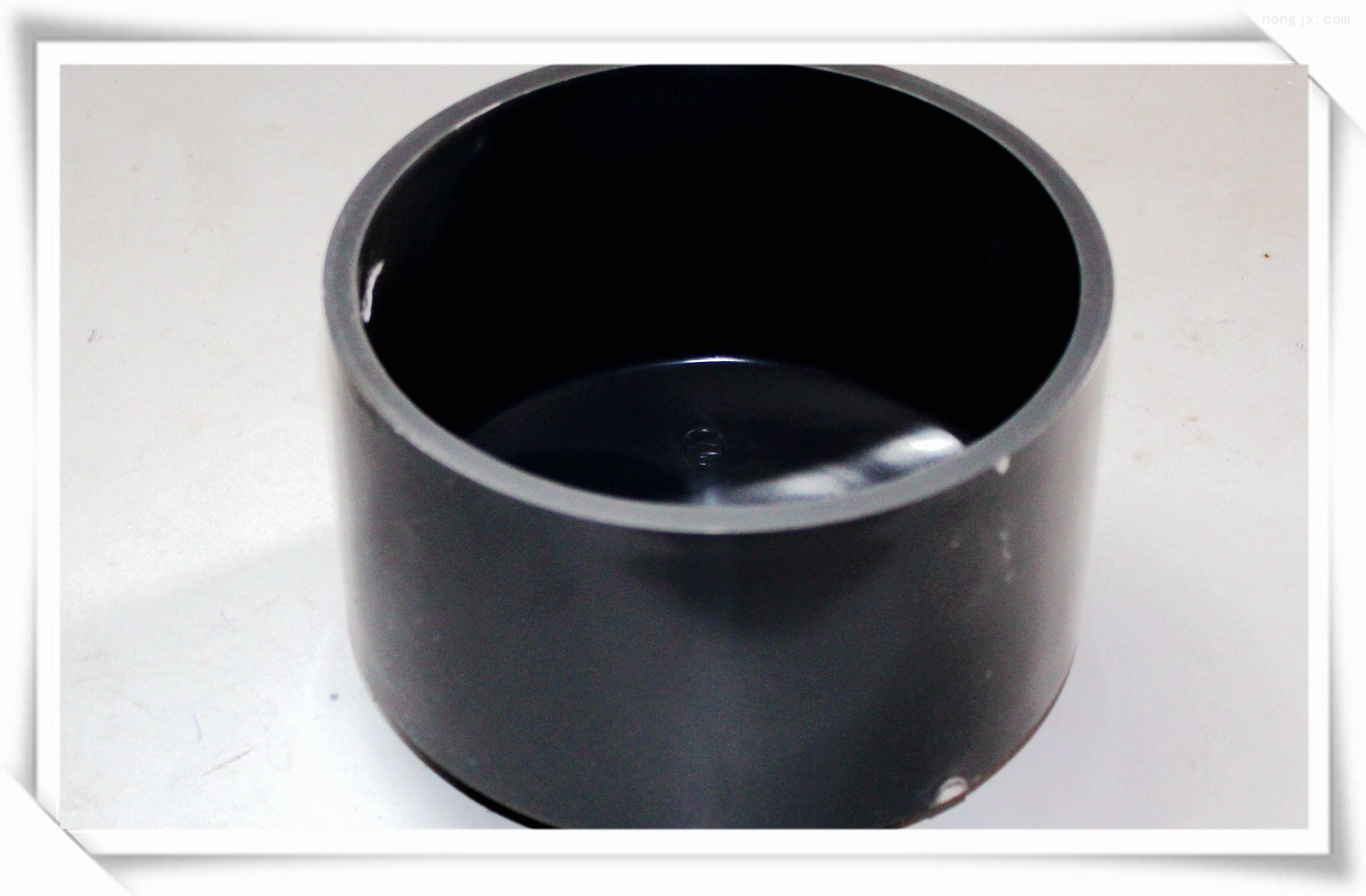 灌溉设备PVC-U管件给水管堵Φ75