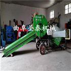 ST-5552A曲阜圣泰打捆包膜机