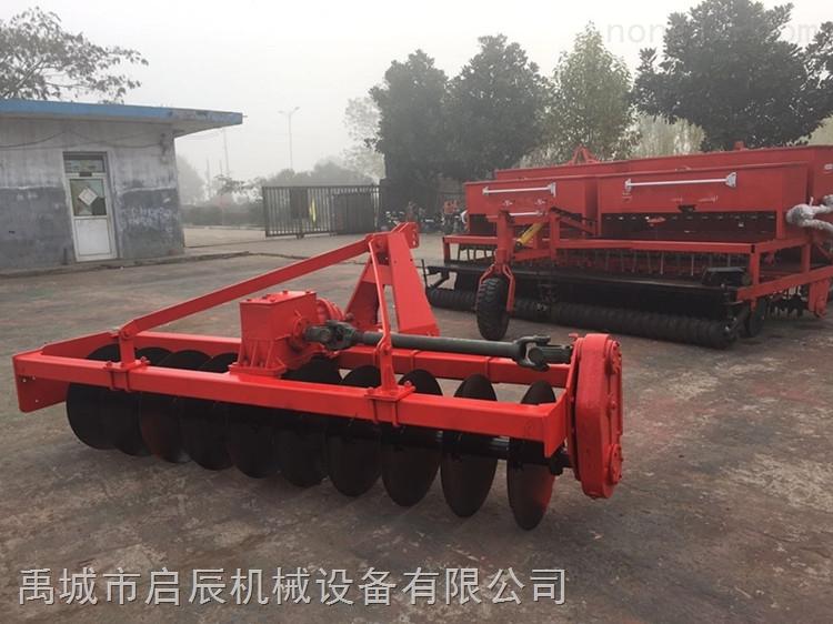 140马力以上拖拉机带的 10片驱动圆盘犁水田专用圆盘犁 整地犁
