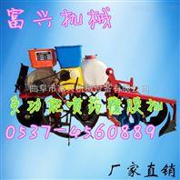 红薯起垄铺膜机 富兴农用喷药覆膜机 花生喷药地膜覆盖机