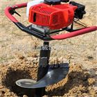 手提式挖坑机 四轮专用种树挖坑机报价