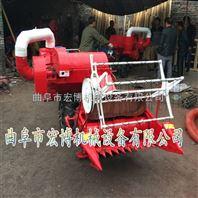 小麦联合收割机 厂家直销稻麦收获机 收割脱粒一体机