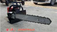新款断根起苗机 链锯断根挖树机厂家 起树机