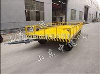 山东销售平板拖车 平板拖车价格 平板拖车厂家