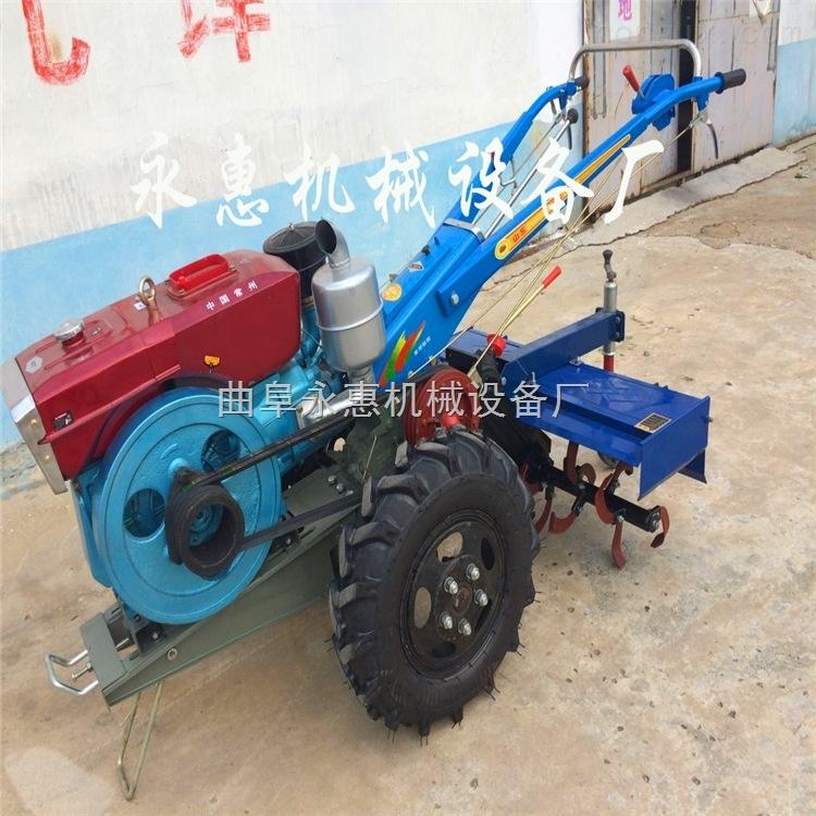 多倫縣山地耕整機規格齊全,柴油旋耕機可加電啟動