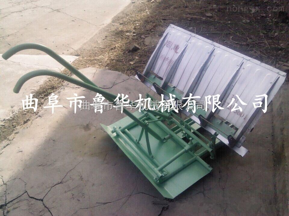 水稻插秧機設備 雙行小型手搖插秧機 水稻種植機廠家