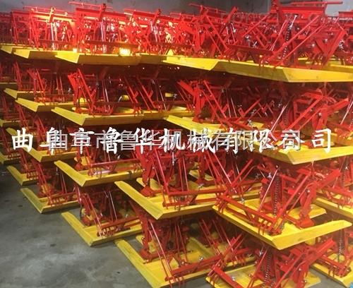 水稻插秧机设备 手摇式插秧机 家用两行手动插秧机