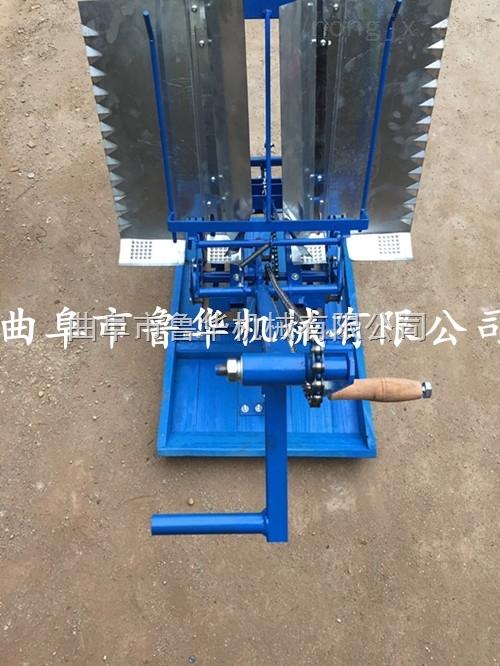 水稻插秧機廠家 手搖水稻插秧機 小型水稻插秧機