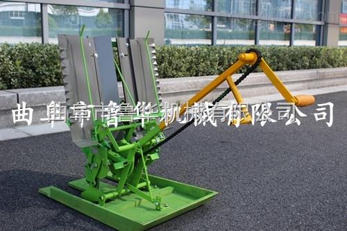 LH-CYJ-水田專業小型手搖式插秧機 人力步退式水稻種植機械
