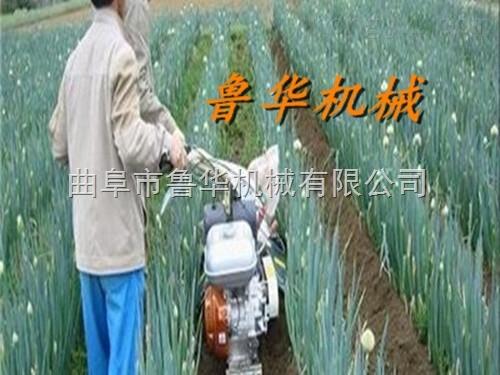 小麦旋耕施肥播种机 大葱培土机 柴油田园管理机厂家