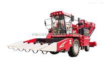 牧神4YZB-5型自走式(穗茎兼收)玉米收获机