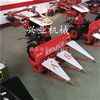 养殖牧草割晒机小型玉米秸秆收割机手扶式芦苇收割机