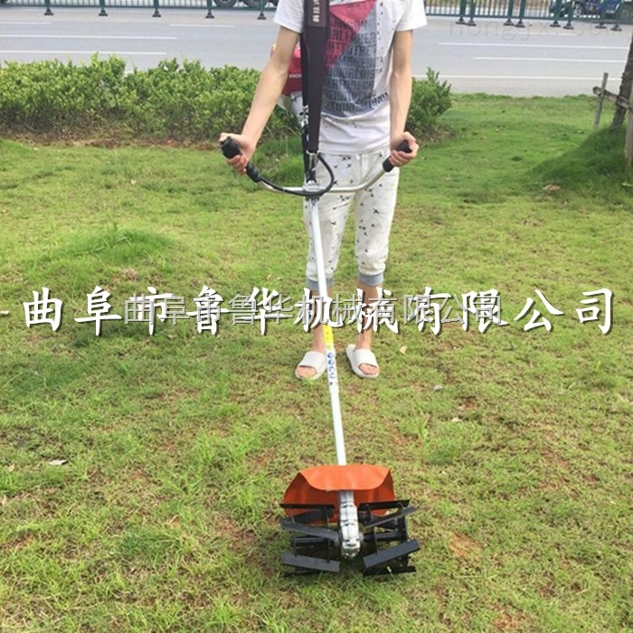 果園小型旋耕機 背負式松土除草機 側掛式松土機