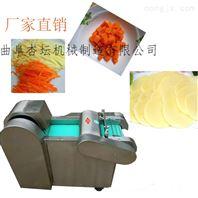 单位食堂切片机 出口贸易切菜机 韭菜馅子碎菜机
