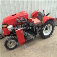 最新单缸小四轮拖拉机农用四轮拖拉机微耕型拖拉机