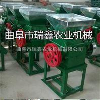 燕麦黄豆破碎机 五谷挤扁机价格 玉米轧扁机