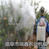 手持式汽油喷雾机 脉冲水雾烟雾两用机 果树喷药弥雾机型号