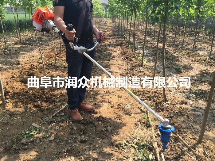 菜苗种子打孔机 多功能钻眼机 手持式烟钻打孔机