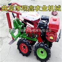 农用四轮多功能大蒜收获机 鲜蒜起蒜机 收获机械
