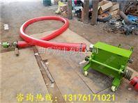 强劲动力汽油吸粮机 可定做中转柴油抽粮机