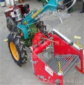 小型根茎草药挖掘机,多功能手扶式甘薯收获机
