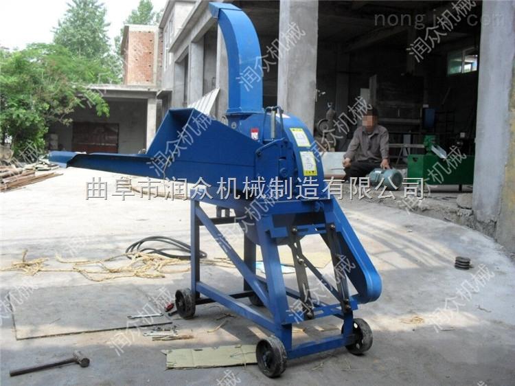 大小型青贮铡草机 玉米高粱秸秆揉丝机 牛羊饲料加工机械