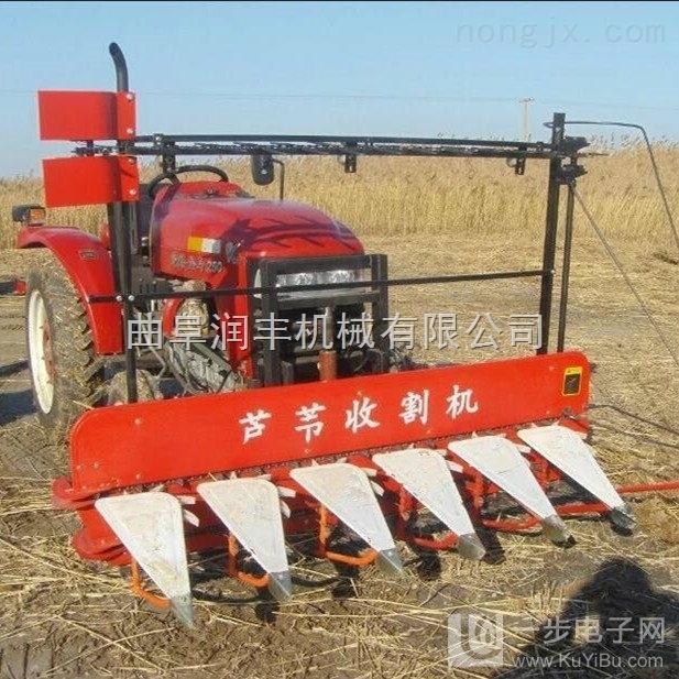 标准-小型稻麦收割机厂家 拖拉机割台 收割机型号