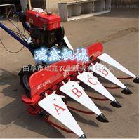 农用小型辣椒收割机 多功能割晒机 小麦水稻收割机