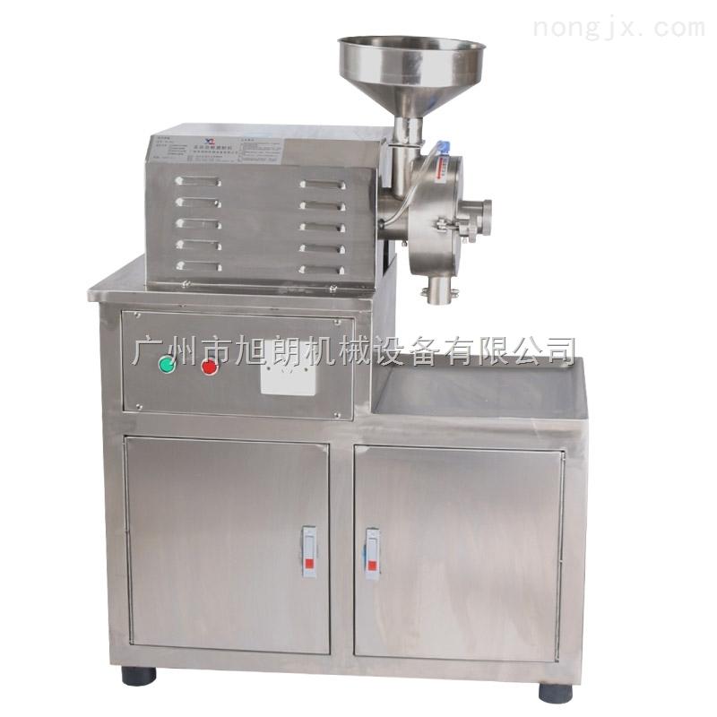 不锈钢水冷五谷杂粮打粉机 药用粉碎机设备