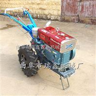小型自走式旋耕机