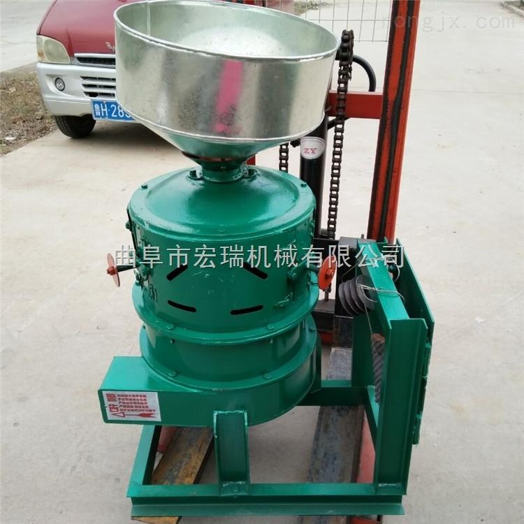 HR-200-碾米机小型脱皮机 小型家用碾米机价格