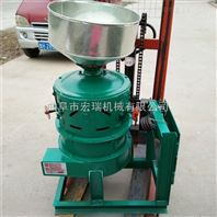 新型麦类脱皮机 豆类脱皮机 家用新型碾米机