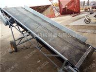 现货销售小型爬坡皮带输送机 固定式皮带输送机
