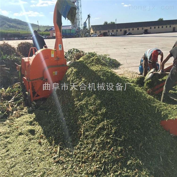 玉米秸秆揉丝粉碎机高效率秸秆粉碎机多功能大型铡草粉碎机价格