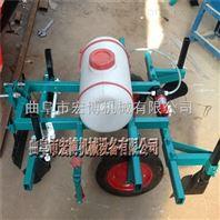 喷药覆膜机 拖拉机带多功能播种机 上杭县