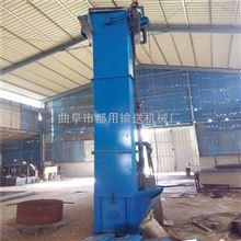 TH140環鏈斗式干粉上料機,石膏粉鋼斗式提升機