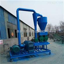 QL-3糧庫料倉用氣力軟管輸送機,自吸式稻谷玉米裝車抽糧機