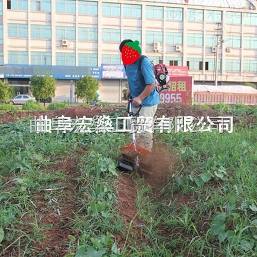 井研县芦苇收割机 小型背负式锄草机 松土除草多用型