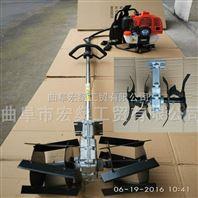 四沖程汽油機小型打草機 背負式鋤草機