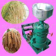 苞米打茬碾米机 优质小型粮食加工碾米机械