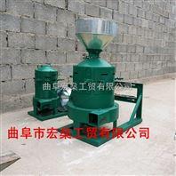 立式砂轮式大米小米脱壳碾米机