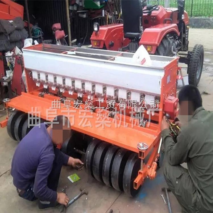 HS BZ-12-多功能小麦玉米播种机 大豆玉米播种机 谷子精播机