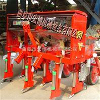 手推式玉米播种机价格 小型手扶小麦播种机