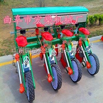 HS-辽阳市 药材精量播机 多功能谷物蔬菜播种机报价 高粱白菜精播机