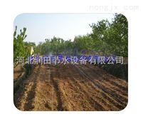 山西水肥一体化大田微喷项目施工 绛县微喷带设备铺设