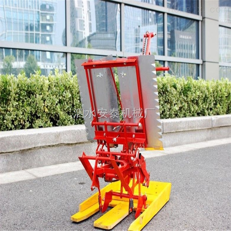 人力手搖式雙行水稻插秧機 高效秧盤育苗機 操作簡單省力插禾機
