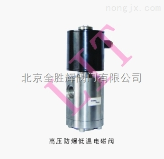 进口高压防爆低温电磁阀