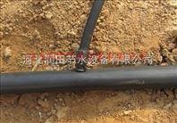 独有特色灌溉方式滴灌管 河南滴水管厂家